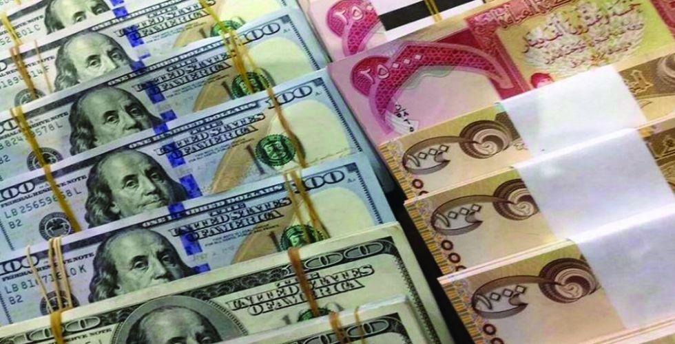 الرواتب والرقابة أبرز أسباب  ارتفاع صرف الدولار