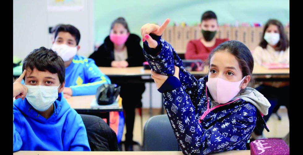 بين التعليم الالكتروني والدوام ليوم واحد..هل ستتأثر جودة التعليم؟