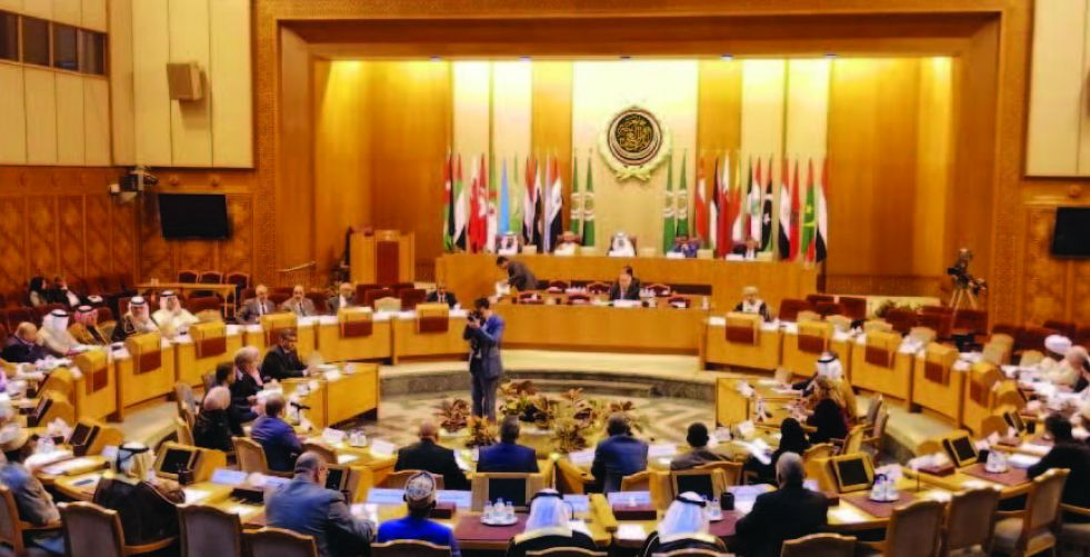 Meeting of senior Arab officials to prepare for the ministerial session of the Economic and Social Council Alsabaah-5837