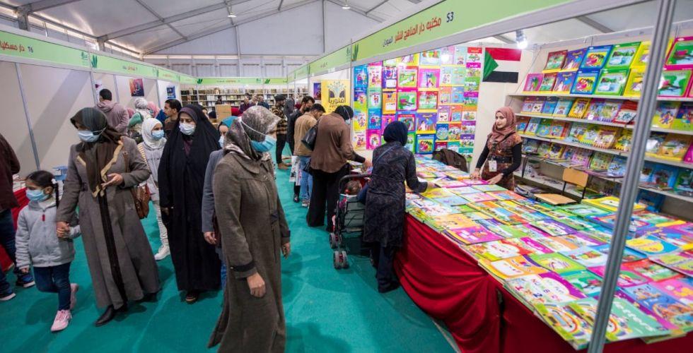 مليون عنوان  تتحدى {كورونا} في معرض العراق الدولي للكتاب