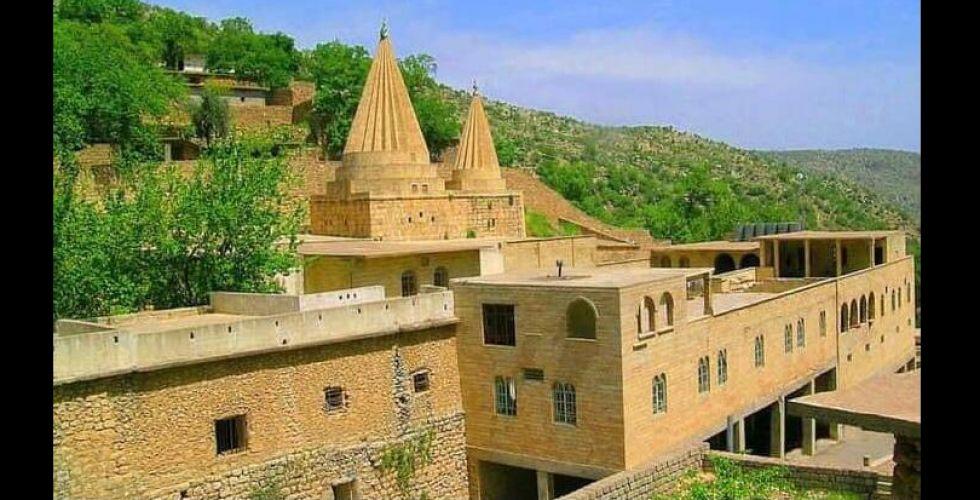 إدراج معبد لالش في الموصل على اللائحة المؤقتة لليونسكو