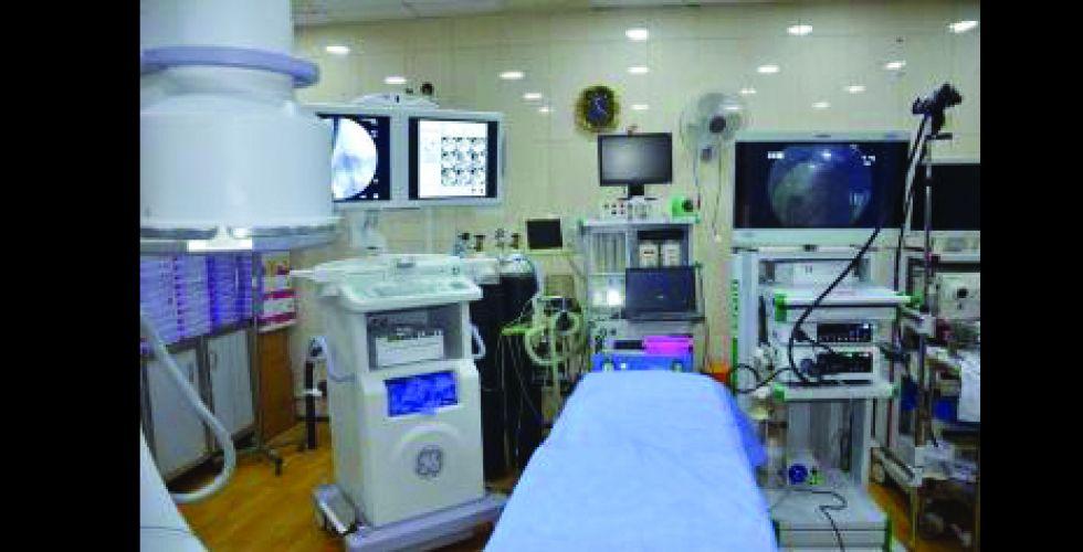زيادة صالات عمليات مدينة الصدر الطبيَّة  في النجف