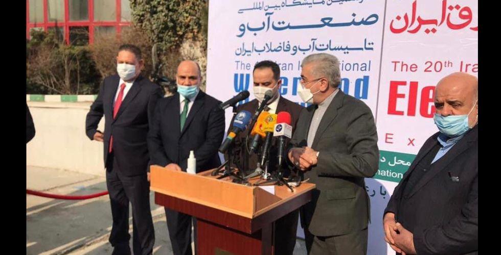 وزير التجارة يشارك في اجتماع اللجنة الاقتصادية العراقية الإيرانية المشتركة