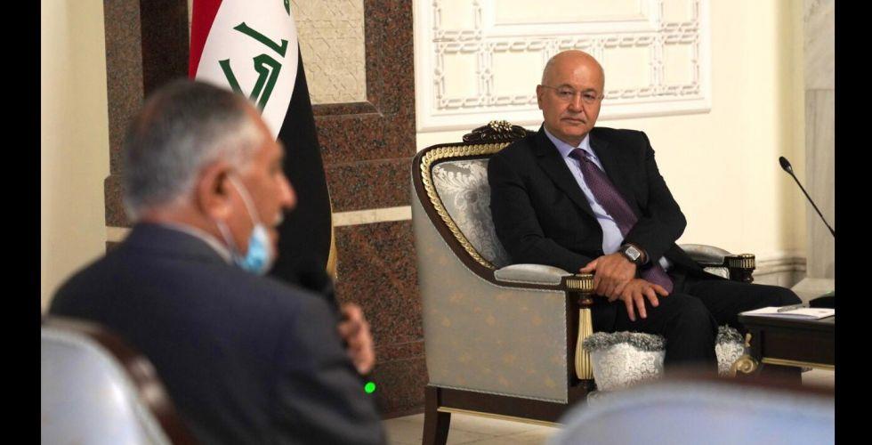 صالح يؤكد ضرورة الوصول إلى حلول مستدامة لرواتب موظفي الإقليم
