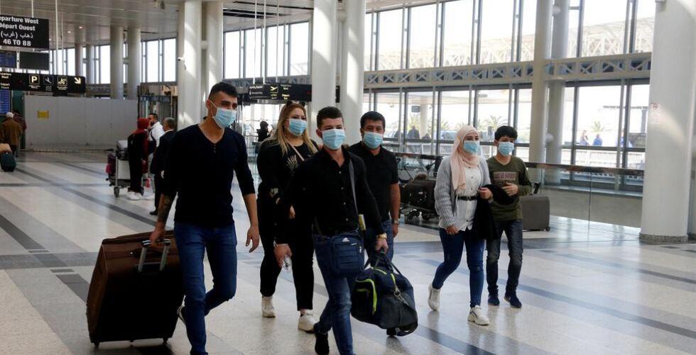 إلزام العراقيين المسافرين إلى لبنان بالحجر الفندقي