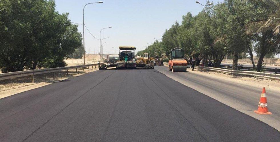 30 مليار دينار لإكساء شوارع الكرخ والرصافة