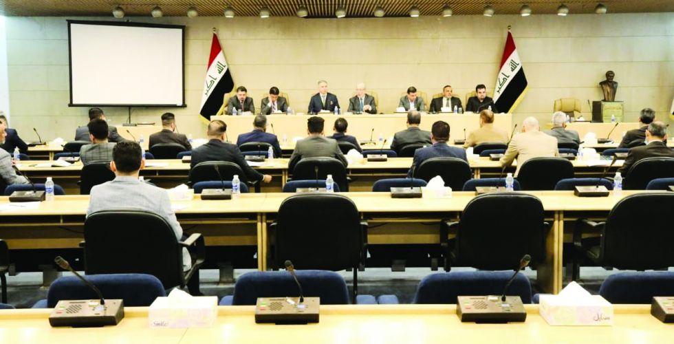 الحداد يبحث واقع السجون في بغداد