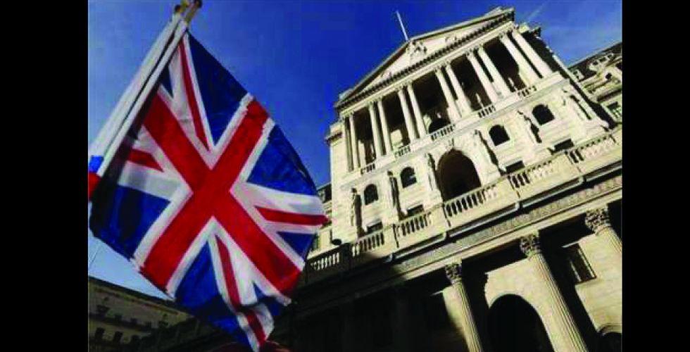 اقتصاد بريطانيا ينكمش 2.6 بالمئة