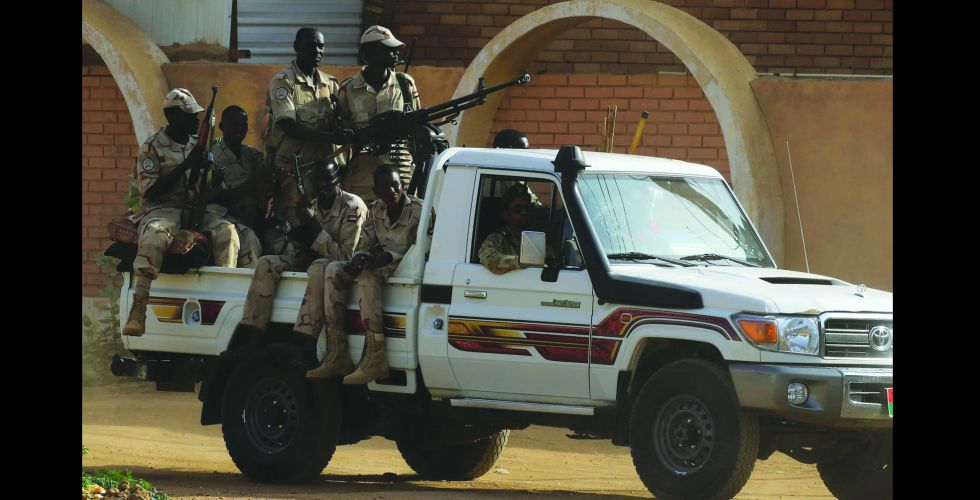 السودان يرفض التفاوض بشأن الحدود مع إثيوبيا