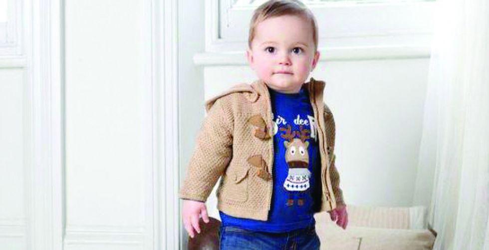 موضة ملابس الأطفال شتاء 2021