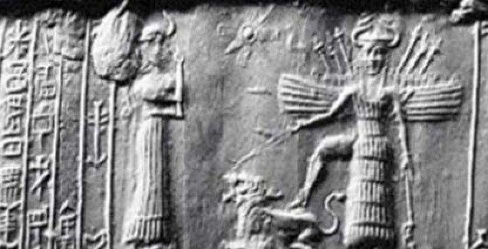 سلطة الآلهة المؤنثة في الشرق