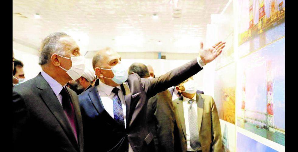 الكاظمي: نعمل على تهيئة البنى التحتية لإحياء الصناعة العراقية