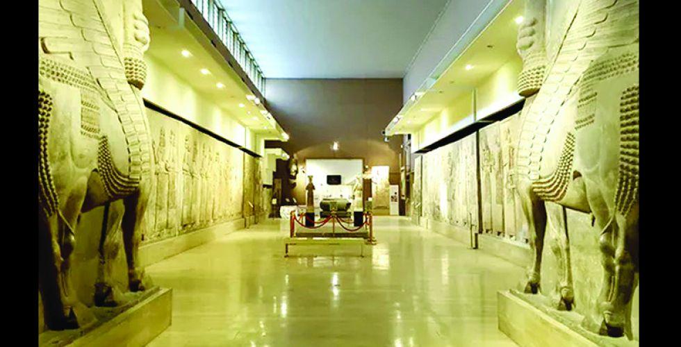 متحف العراق.. مساحات كبيرة وقاعات تستوعب آثار بلاد النهرين