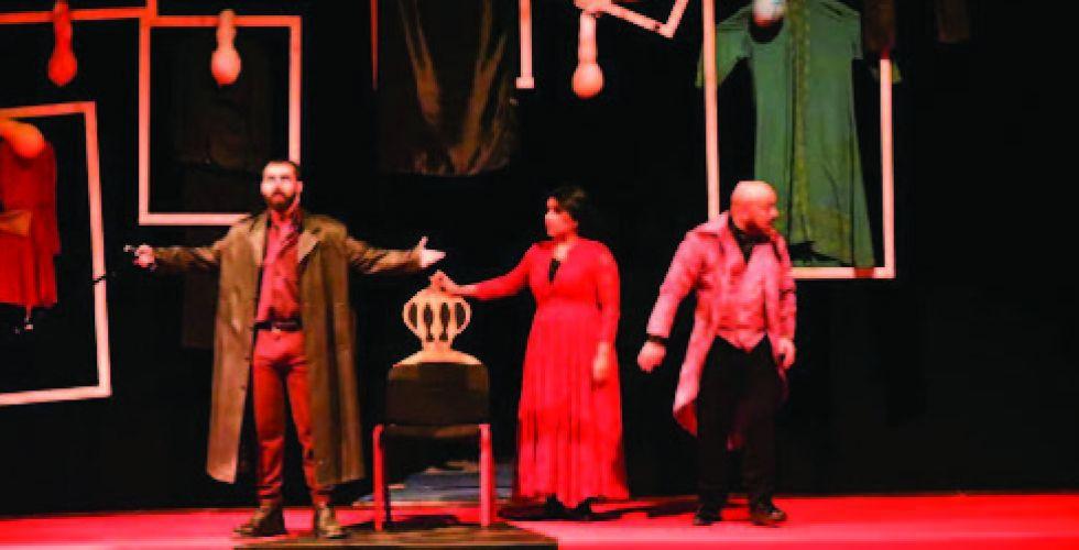 مسرحية (شباك اوفيليا) التناص وكسر المتوقع الدرامي