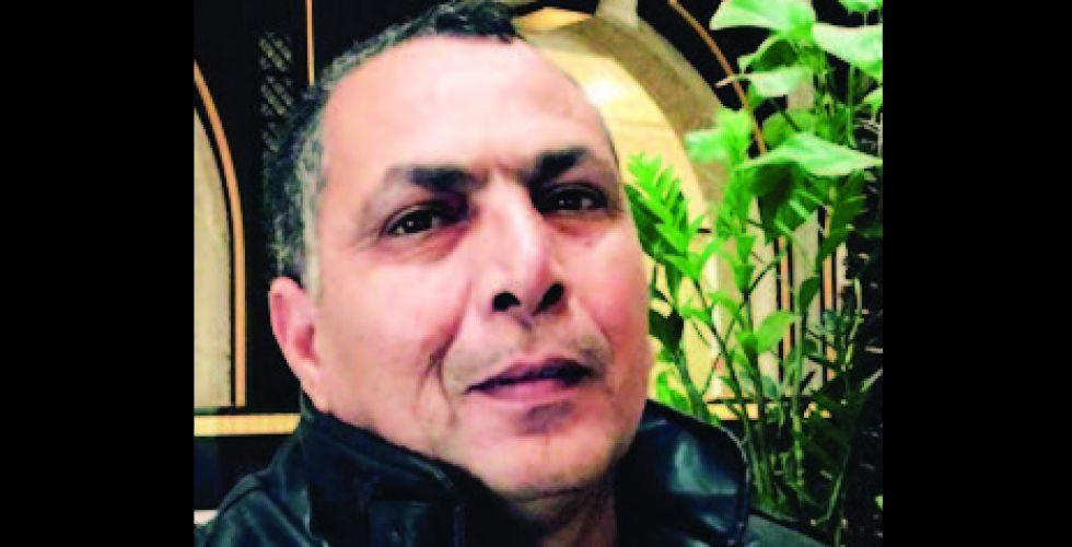 حمدان طاهر المالكي  في ظلال القصب