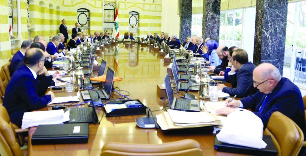 عودة الروح لملف تشكيل الحكومة اللبنانية