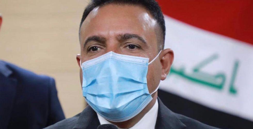 وزير الصحة: 32 شهيداً و110 جرحى حصيلة التفجيرين الإرهابيين في بغداد