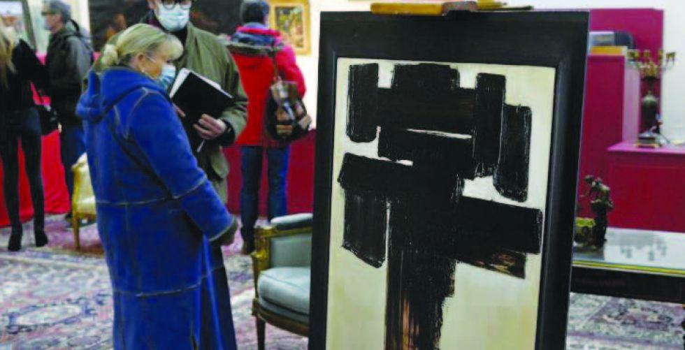 مليون يورو ثمن لوحة بيار سولاج