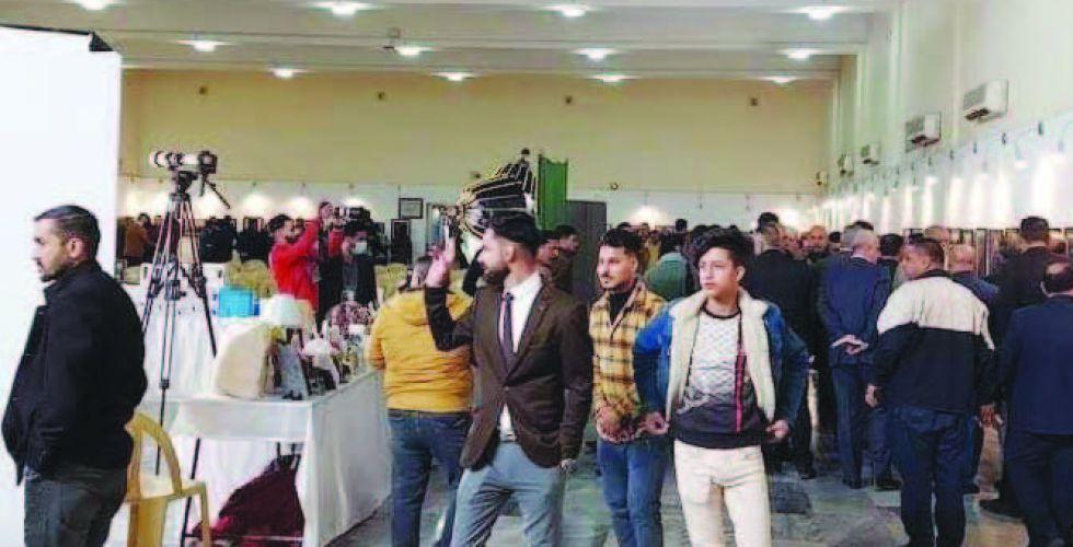 الجمعية العراقية للتصوير تقيم معرضها السنوي