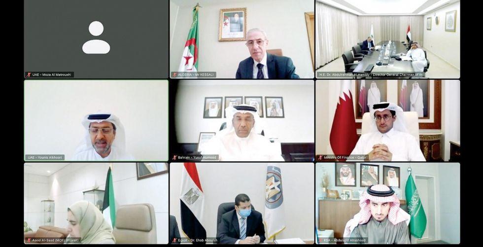 توقعات بنمو الاقتصادات العربيَّة 2.6 بالمئة في 2021