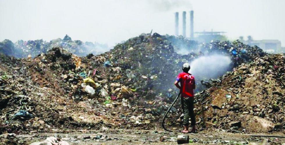 تحذيرات من بؤر التلوث في بغداد