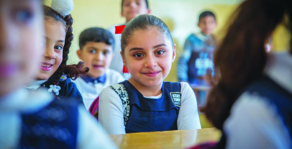 العودة الى التعليم.. مشروع لتشجيع المتسربين
