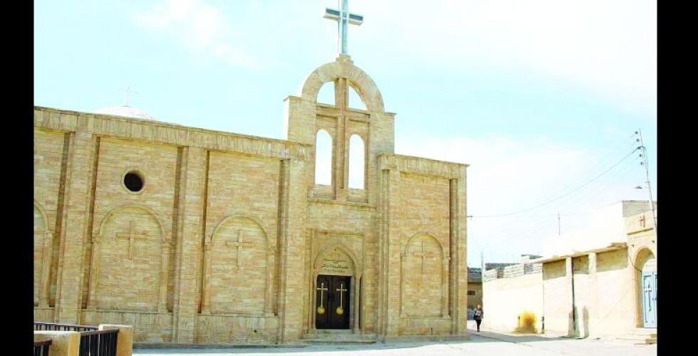 مسيحيو الموصل يعودون الى بيوتهم