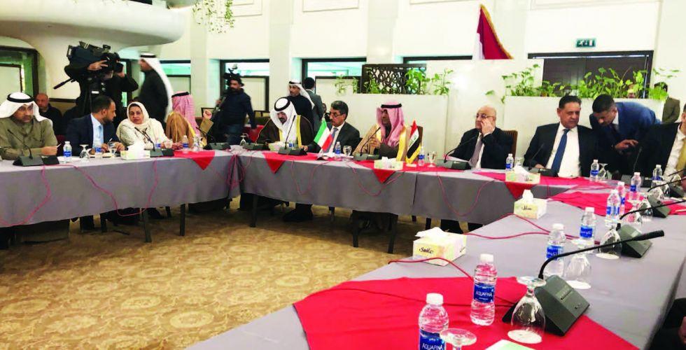العراق والكويت يوقعان محضراً للتعاون الثنائي المشترك في جميع المجالات