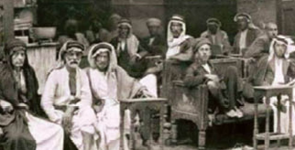 مقهى الخرسان والطرشان في كربلاء