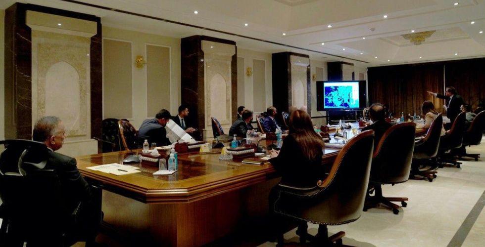 الكاظمي يترأس اجتماعاً لبحث تنفيذ {طريق بغداد الدائري»