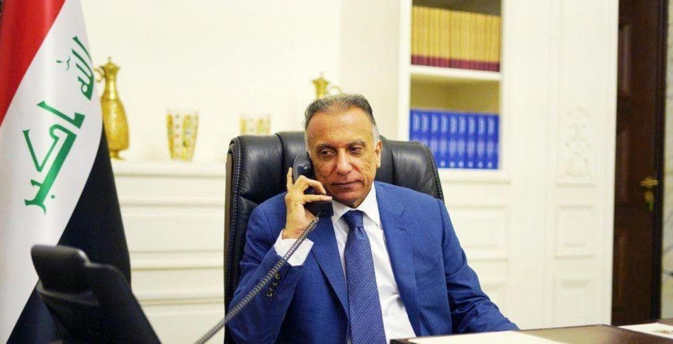 الكاظمي وبايدن يبحثان استئناف الحوار الاستراتيجي بين البلدين
