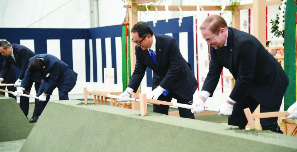«تويوتا» تبدأ مشروعها لتطوير مدينة يابانيَّة ذكيَّة