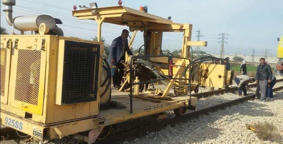 السكك تعرض {مشروع الربط} بين الفاو وتركيا إلى الاستثمار