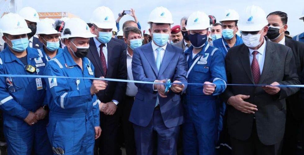 وزير النفط: ٢٠٢٤ سيشهد إيقاف حرق الغاز