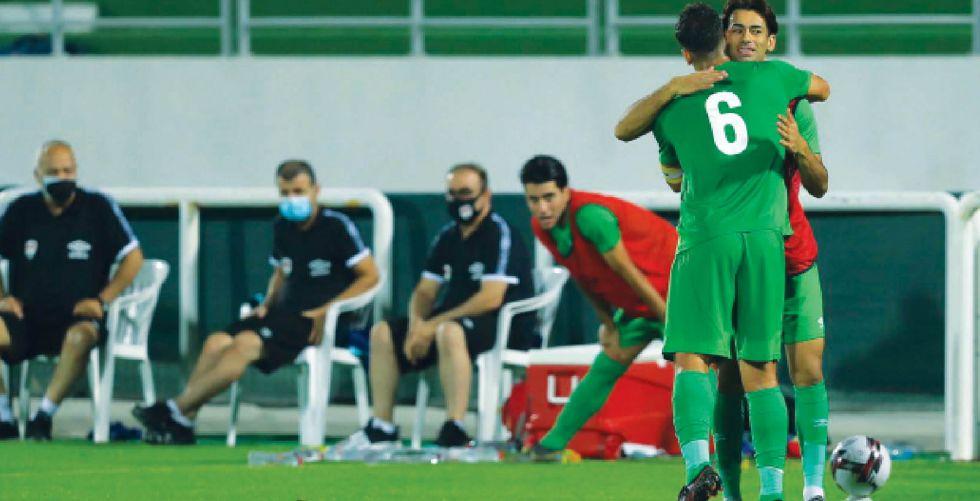 الوطني يلاعب أوزبكستان في طشقند