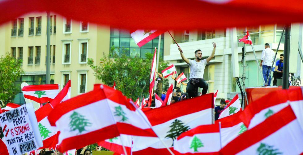 حركة أمل تدعو لتشكيل حكومة إنقاذ في لبنان