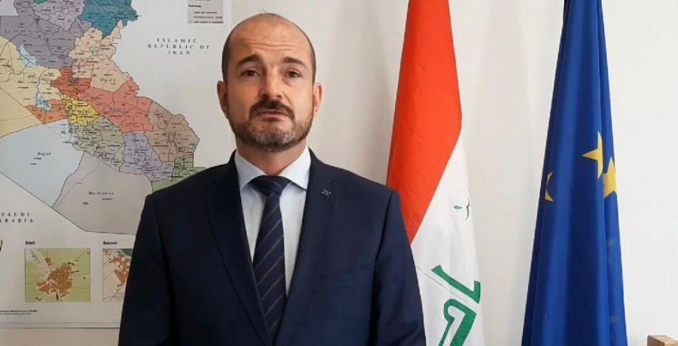 100 شخصية عراقية مسلمة ترافق البابا في صلاة السبت