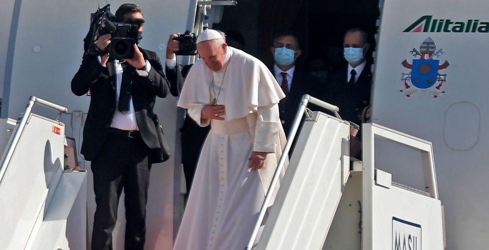 البابا فرنسيس: صلاتي من أجل هذا البلد الحبيب