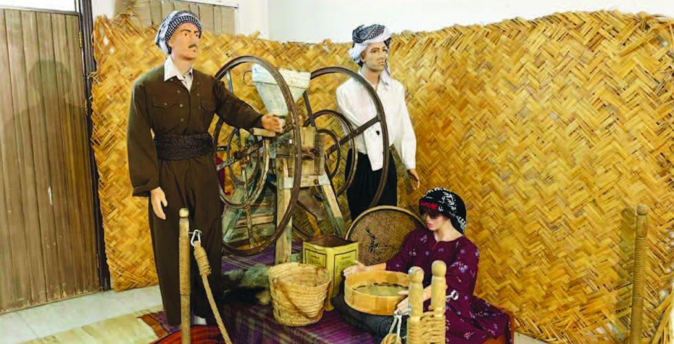 متحف التراث السرياني شاهدٌ تاريخيٌّ على حضارة شعب ومكون أصيل