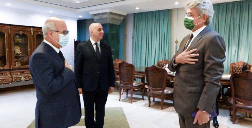 بغداد وباريس .. لجنة لدعم مشاريع التعليم