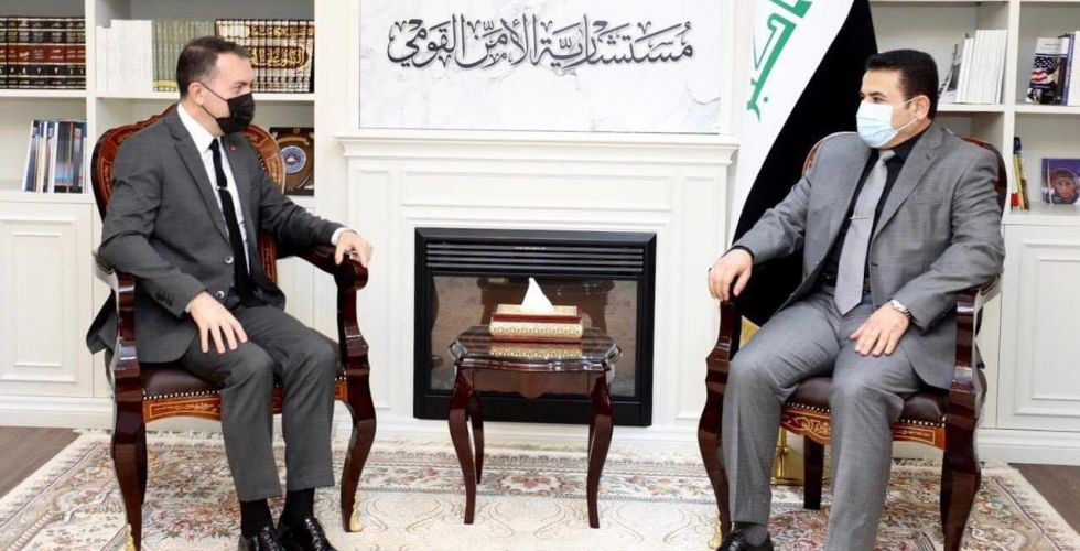 الأعرجي والسفير التركي يبحثان تعزيز العلاقات الثنائية