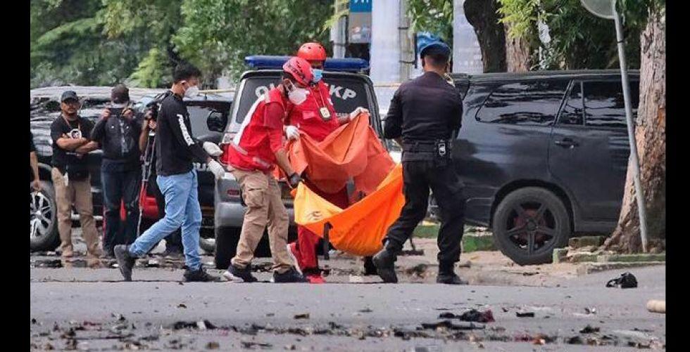 تفجير انتحاري يستهدف كنيسة إندونيسية
