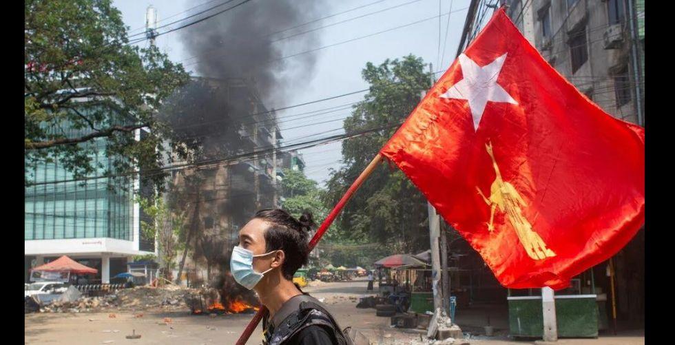 وزراء دفاع 12 دولة يدينون مجزرة ميانمار