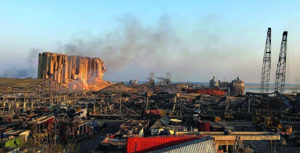خطة ألمانيَّة لإعادة بناء مرفأ بيروت