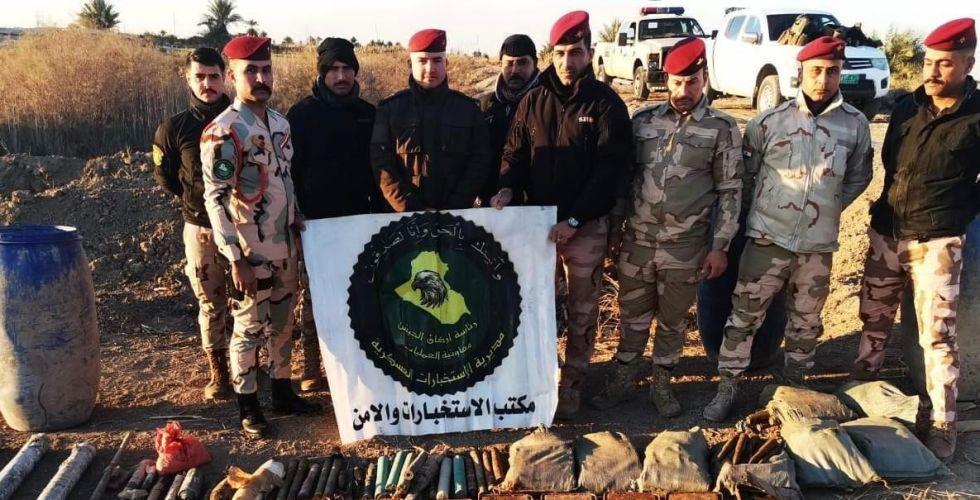 قواتنا تحصن الحدود وتحبط مخططا إرهابيا