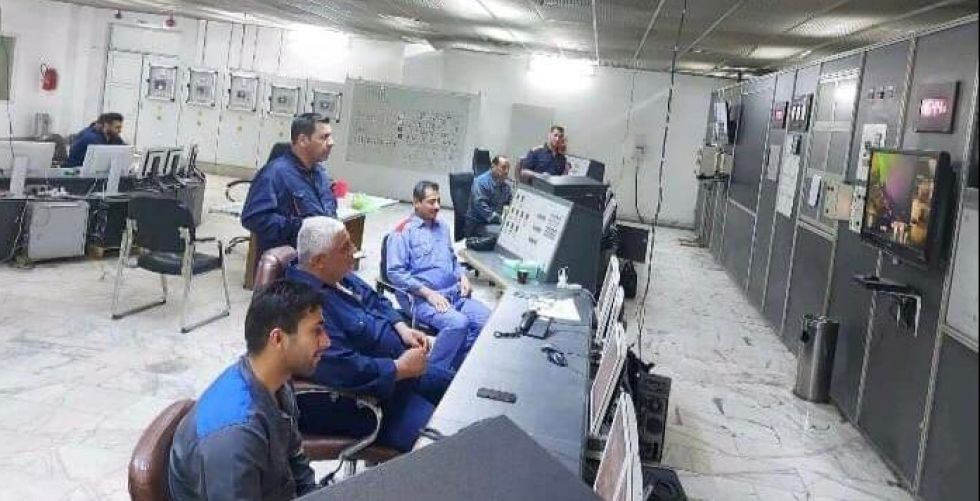 «أعلى» معدل لإنتاج الكهرباء في محطة المسيب