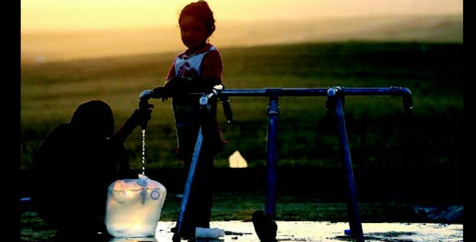 ماء النجف: العشوائيات تستهلك 25% من إنتاجنا وسنواجه شحاً خلال الصيف