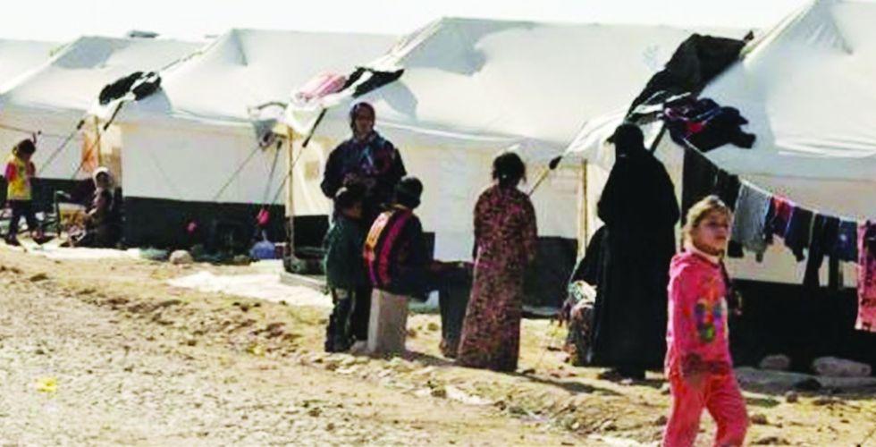 تشكيل اللجنة العليا لإغاثة النازحين