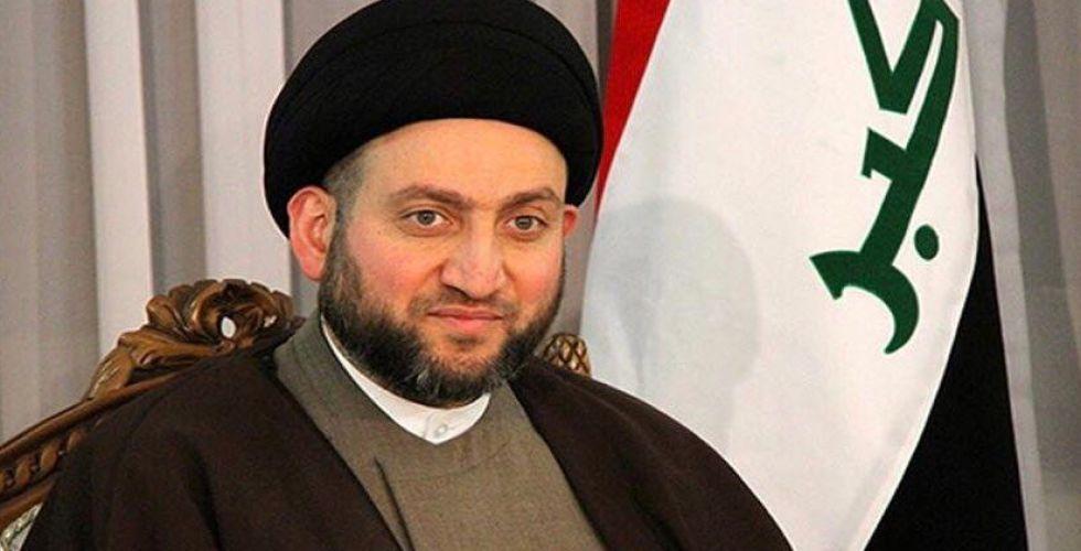 السيد عمار الحكيم يرحب بنتائج جولة الحوار الاستراتيجي بين العراق والولايات المتحدة