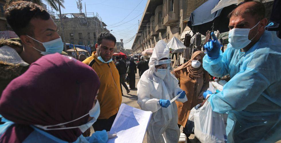 العراق يسير {ببطء} نحو المناعة وبغداد الأعلى في الإصابات بكورونا